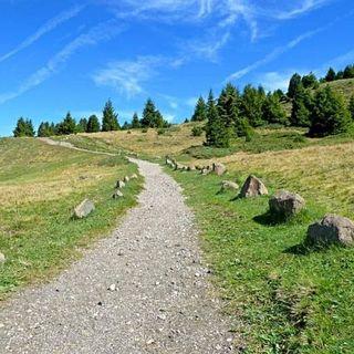 Il cammino del Santo Amato - breve descrizione del percorso trekking