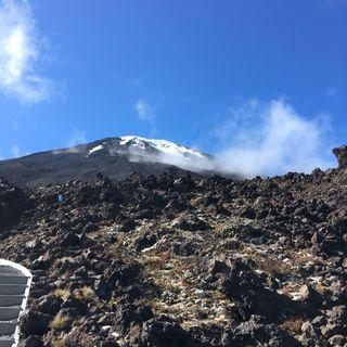 RS7 Tongariro Alpine Crossing