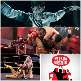 Ep 112 - Old Jigsaw Yells at Cloud (Week in WWE, SAW VI Recap)