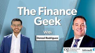 Interview with The Finance Geek Denzel Rodriguez