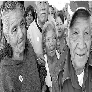 Sin pensión más de 25  por ciento de los adultos mayores