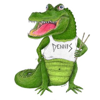 Episode 18: Dennis the Demon and the Meth Gators
