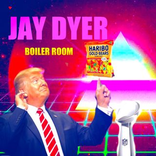Feminists, Trump, The Memo & Baphomet Doritos: Jay Dyer on Boiler Room