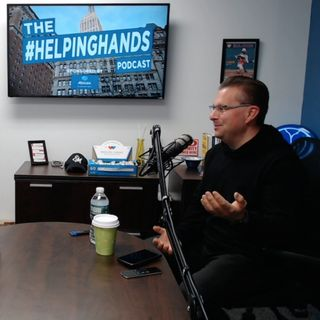 The #HelpingHands Podcast 004 | Todd Weinstein Nice things that happen in East Meadow