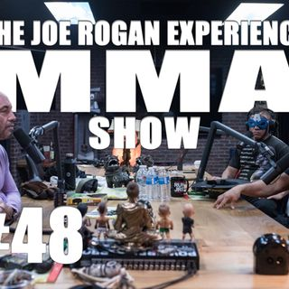 JRE MMA Show #48 with Henry Cejudo & Eric Albarracin