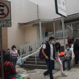 En México, la curva epidémica se eleva a 22%