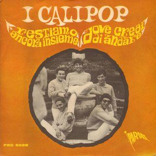 Calipop - Dove credi di andare