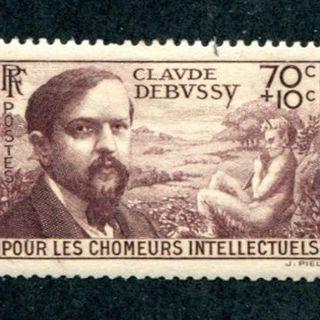 La vita e la musica di Claude Debussy