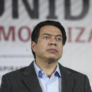Mario Delgado, celebró que la FGR abriera carpetas de investigación contra Samuel García y Adrián de la Garza