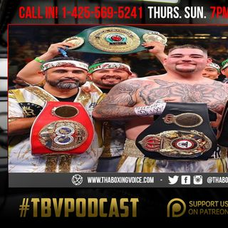 ☎️Andy Ruiz Knocks Out Anthony Joshua😱 Deontay Wilder Live REACTS🔥