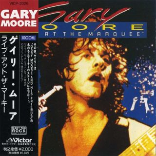 ESPECIAL GARY MOORE LIVE AT THE MARQUEE CDR PRODUCTIONS #GaryMoore #obiwan #kyloren #darthvader #c3po #r2d2 #yoda #bond25 #ww84 #titans #twd