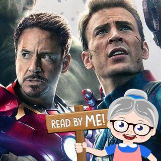 The Avengers - Bedtime Story
