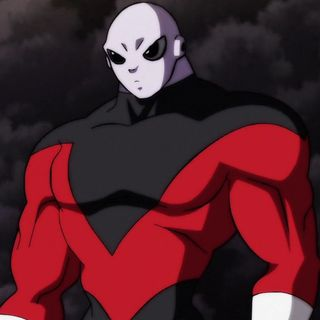 Jiren is mad disrespectful