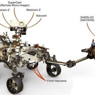 AstronautiCAST 11×07 – Il rover paparazzo