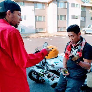 Seattle B-Boy Rufio talks Hip Hop, Graffiti, and Creative Arts