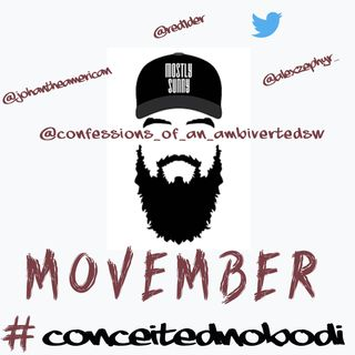 MOVEMBER : INTERVIEW WITH @CONFESSIONS_OF_AN_AMBIVERTEDSW (TY)