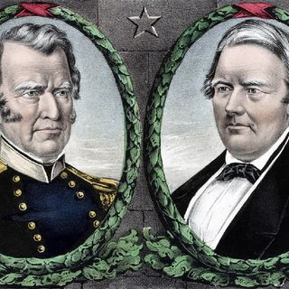 Cold War Radio - CWR#459 What Can the Collapse of the Whig Party Tell Us About Today's Politics?