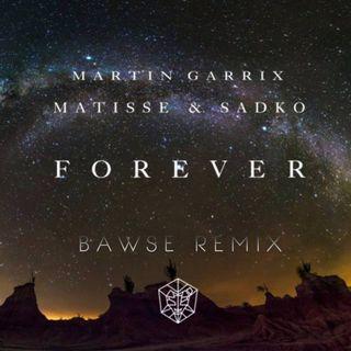 Martin Garrix & Matisse & Sadko - Forever (BAWSE Remix)