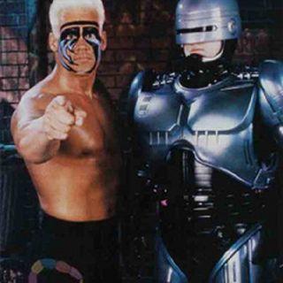 WCW CAPITOL COMBAT recap! ROBOCOP!!!