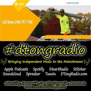 #MusicMonday on #dtongradio - Powered by OakesRoofing.com