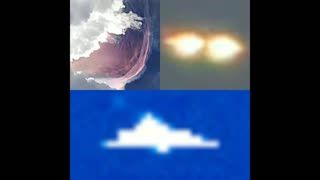 UFOs, Sky and Space Anomalies from October 2019
