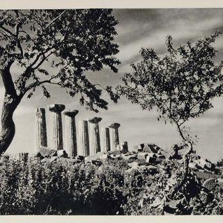 Il tempio di ercole di Agrigento