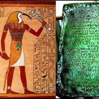 Tavola I – La Storia di Thoth, l'Atlantideo [lettura]