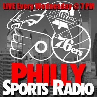 Philly Sports Radio 8.12