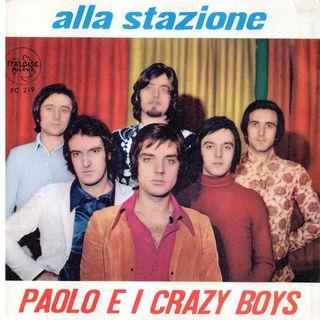 Paolo e i Crazy Boys - Alla stazione