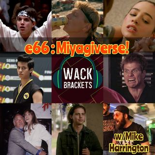 E66 - Karate Kid Miyagiverse w/Mike Harrington : Sweep the Leg!