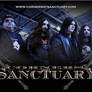 Too Lit Tuesdays on Endie Fiya LIVE with Heavy Metal Band~ Corners of Sanctuary