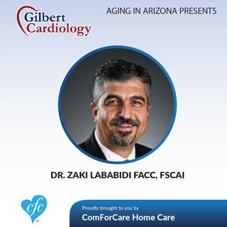 11/13/16: Heart Health & Mobile Cardiology with Dr. Zaki Lababidi on Aging in AZ with Presley Reader from ComForCare