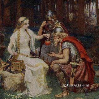 Idun, las manzanas y la vida eterna. Mitología Nórdica Pt. 10.