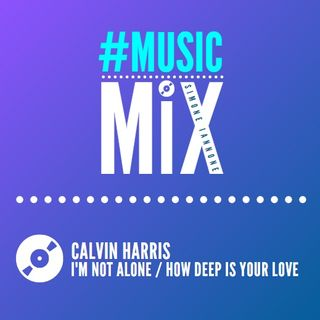 Calvin Harris - I'm Not Alone / How Deep Is Your Love | Mash-up (Simone Iannone Mix)