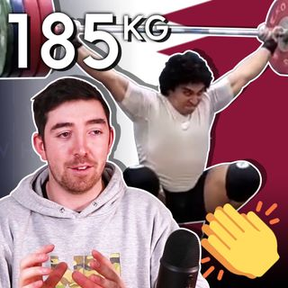 Meso Snatches 185kg PR, & the First MEME REVIEW | WL News