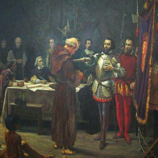La evangelización de la Nueva España