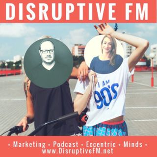 Disruptive FM Episode 72: All Things Facebook Live with Caitlin Angeloff of DocuSign
