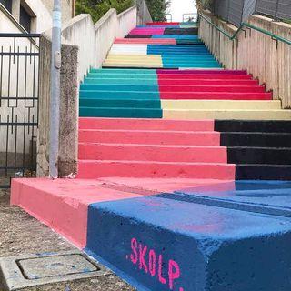 Generazione di Creatività - Artisti di Creatività con SKOLP