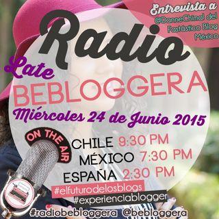 Radio BeBloggera ElFuturodelosblogs 28