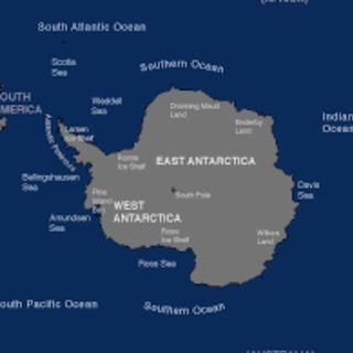 Episode 157 - Antarctica has warm water under ice