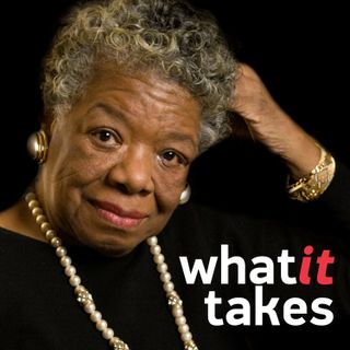 Maya Angelou, Part 2: In the Spirit of Martin