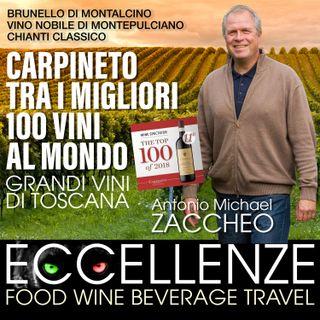 Carpineto: tra i 100 migliori vini al Mondo!