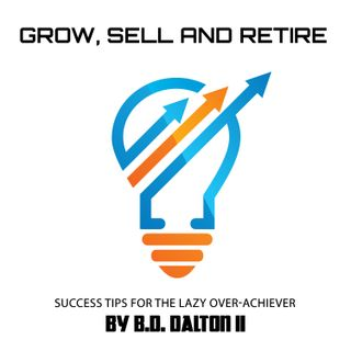 Grow Sell and Retire: The Future and your Business interview with Erik P.M. Vermeulen
