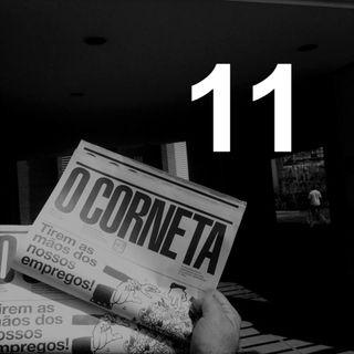 Rádio Corneta 11 - setembro 2019
