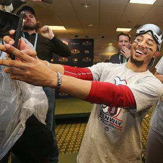 World Series Unfamiliar Territory For Most Red Sox Players
