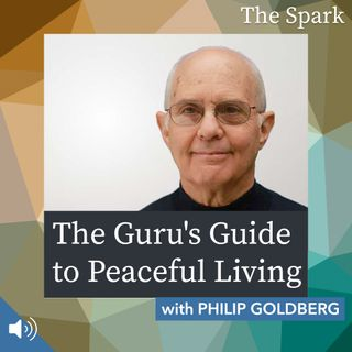 The Spark 045: The Guru's Guide to Peaceful Living with Philip Goldberg