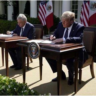 Estados Unidos nos ha tratado con gentileza y respeto: López Obrador