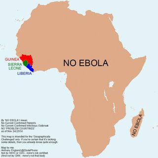 Coping with Ebola and other Epidemics.
