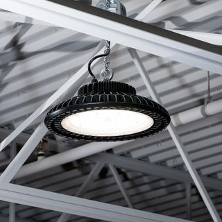 LED HIGH BAY LIGHTS FOR LARGE INDOOR SPACES