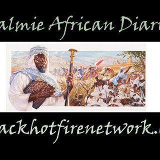 CALMIE AFRICAN DIARY : THE MANDINKA PEOPLE OF THE GAMBIA